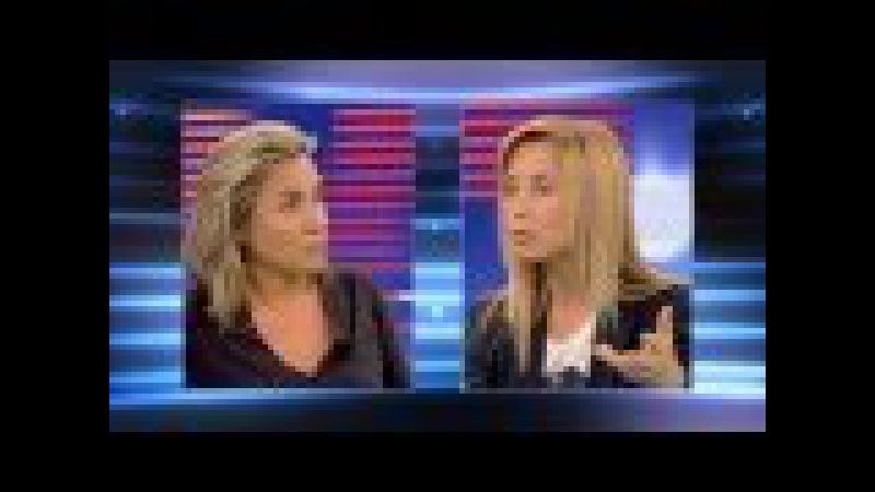 Lara Fabian Face A Face RTL TVI Maquillage Avital Assayag