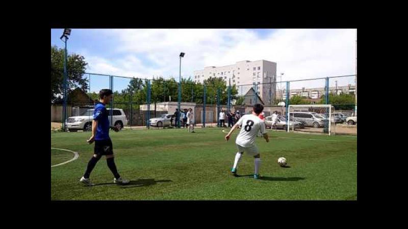 Unity Лига 1. 9-й тур. БАРЫС -6:7- АКБЕТ-OIL 27 мая