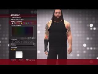 WWE 2K16 Superstar Threads Bray Wyatt Backlash 2016 Attire