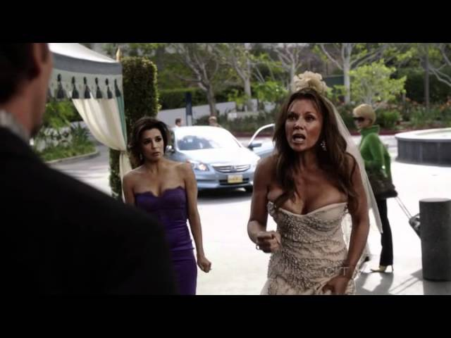 Desperate Housewives - Renee and the wedding