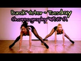 Burak Yeter Tuesday Choreography WAVEYA
