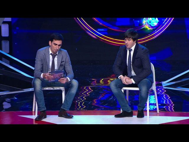Comedy Баттл Суперсезон Марат Чомаев и Тимур Джанкезов 1 тур 06 06 2014