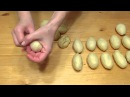 Жаворонки (сороки) из постного теста ✧ Zhavoronki Bird-Shaped Buns (English Subtitles)