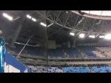 На новом стадионе Зенита течёт крыша