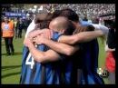 Inter vs Siena 0-1 Il Fischio Finale, Inter è Campione d'Italia!