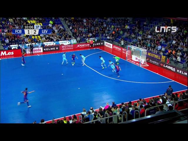 Jornada 24 FC Barcelona Lassa - Levante UD FS
