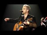 HD - Robbie Williams - Motherfucker NEW SONG (live) @ Tips Arena, Linz 2015 Austria