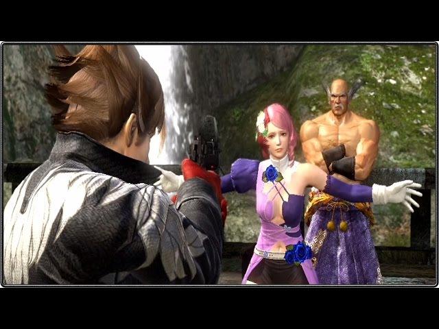Tekken 6 All Scenario Campaign Cinematics 1080p 60FPS