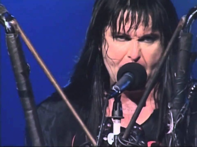 W.A.S.P. - Damnation Angels (Live at the Key Club, L.A., 2000) 720p HD