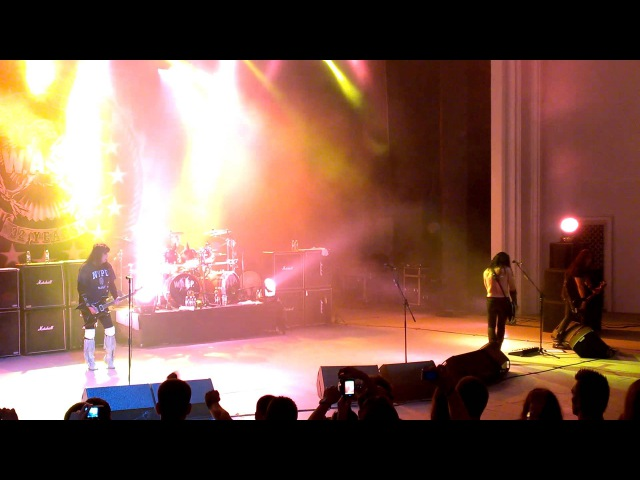 W.A.S.P. - Wild Child Live in Burgas HD