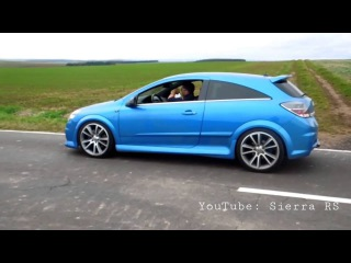 Vauxhall/Opel Astra VXR Sound Compilation!