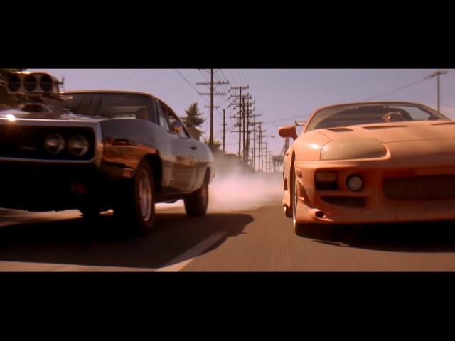 Fast Furious (2001) - Final Race | Limp Bizkit - Just like this [Blu-ray, 4K]