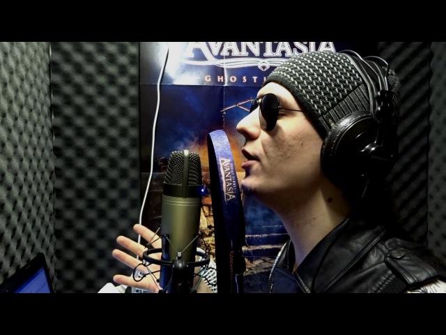 Avantasia - Seduction Of Decay [Live Vocal Cover by Artemij Ryabovol] 23.01.2017 Avantasia