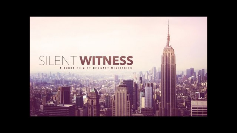 Silent Witness - the Short Film (Extended)