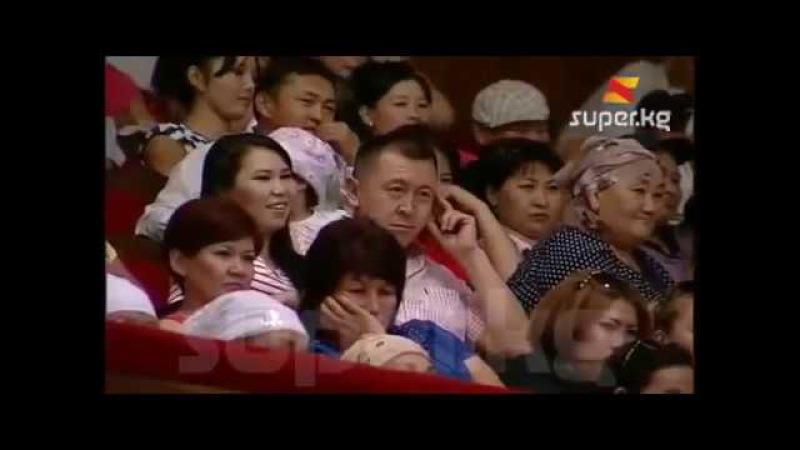 куудулдар Жугили менен Мерседестин арманы