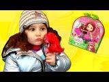 Кукла Шарлотта Земляничка, желейки и испанский ресторан Распаковка игрушек Strawbe...