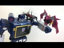 Transformers Masterpiece Ratbat K O  Version Knock Off Chefatron Toy Review
