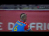 Herve Kage Goal - D.R. Congo 1-0 Morocco (Africa Cup of Nations 2017)