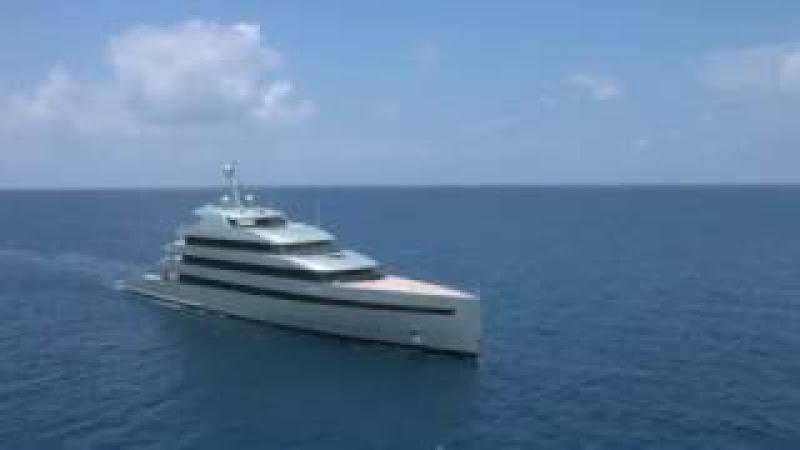 Feadship Savannah - Full Version