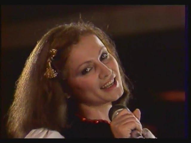 София Ротару Тече вода 1985