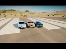 2017 Bentley CONTINENTAL SUPERSPORTS vs EXP10 Speed vs GT SPEED - DRAG RACE! Forza Horizon 3