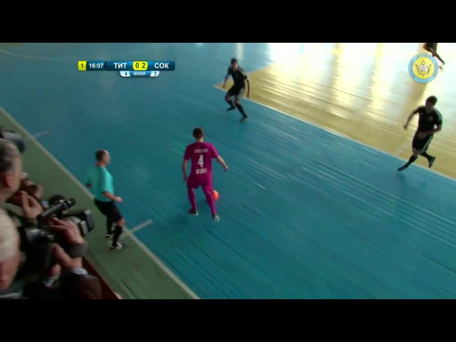 Highlights / Титан-Зоря 5:3 Сокіл / 11 ТУР / Екстра-ліга 2016/2017