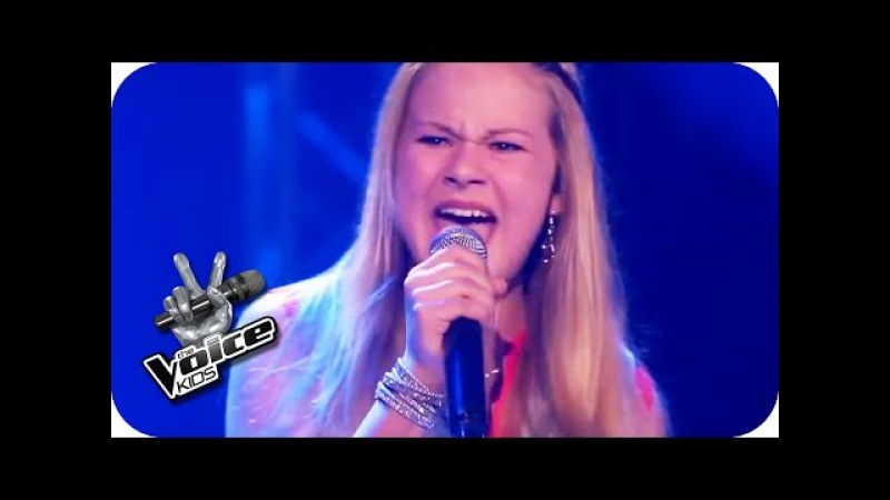 Taylor Swift - I Knew You Were Trouble (Emily) | The Voice Kids 2016 | Blind Auditions | SAT.1
