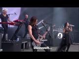 Tarja Turunen - Supremacy Cover Muse (Hellfest 2016)