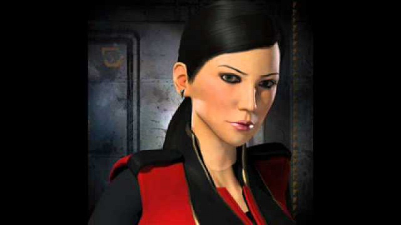 EVE Online: Sindel Pellion - Makalu Cries (EVE SONG 2012)
