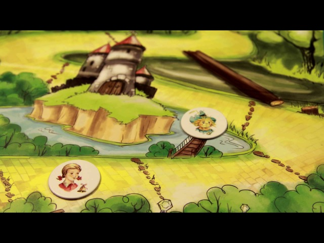 Правила к игре Волшебник Изумрудного города