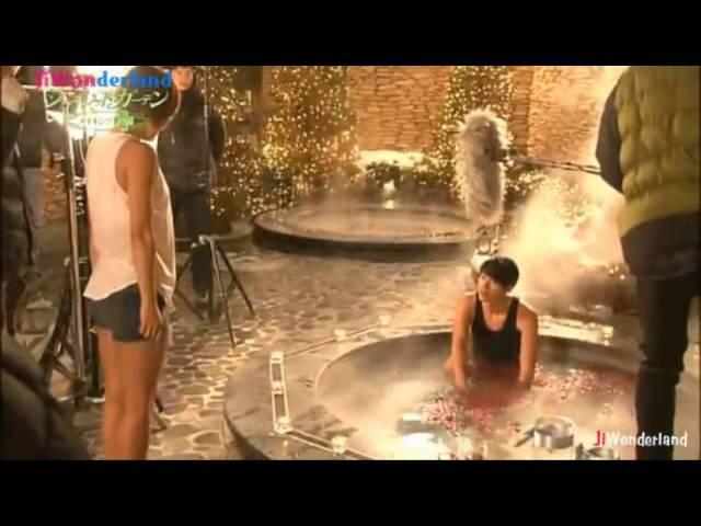 Secret Garden BTS ep.19 hot tub
