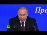 Большая пресс-конференция Владимира Путина  23 декабря 2016