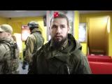 Донецк, 3 марта, 2017 . Концовку фильма о Мотороле зрители в Донецке смотрели стоя -