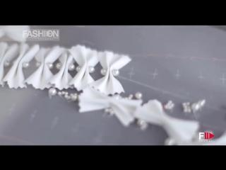 CHANEL Le Savoir Faire Paris in Rome 2016-2016 by Fashion Channel