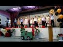 Смотр Военной песни: Коричневая Пуговка 1-А класс