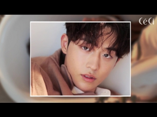 [BTS] Nam Joo Hyuk for Ceci Korea September 2016