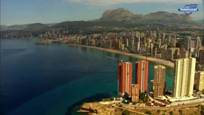 Испания. Солнечное королевство ⁄ Aerial Spain