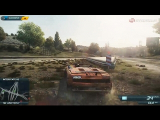 Обзор игры Need for Speed_ Most Wanted (2012)