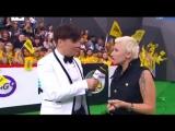 Диана Арбенина на Красной дорожке Премии Муз-ТВ 2017