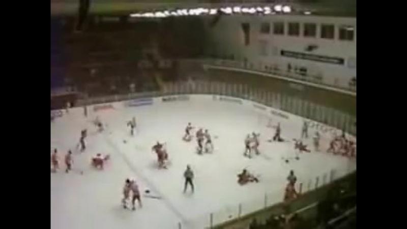 Мордобой в Пьештянах. 1987 год.