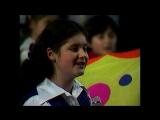 Крылатые качели Большой детской хор ЦТ и ВР (Песня 80) 1980 год