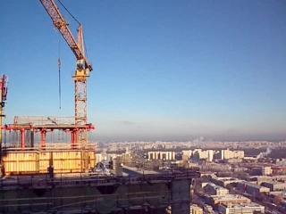Утро Москва Моими глазами