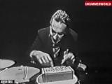 Gene Krupa - Matchstick solo