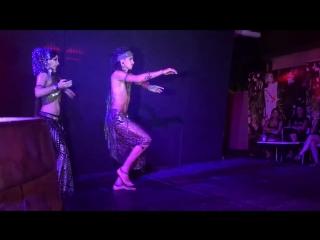 Rachel Brice & Illan Riviere - Tribal Umrah 2016 Viareggio