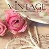 Vintage/Винтаж. Поставки чая, кофе. Франчайзинг