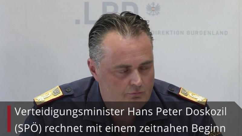 Mit Panzern den Brenner sichern Österreich will Grenzkontrollen wieder einführen