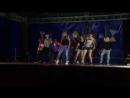 Вожатский концерт, танец Майкла Джексона