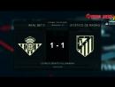 Resumen Batis 1 - 1 Atletico - Jornada 37