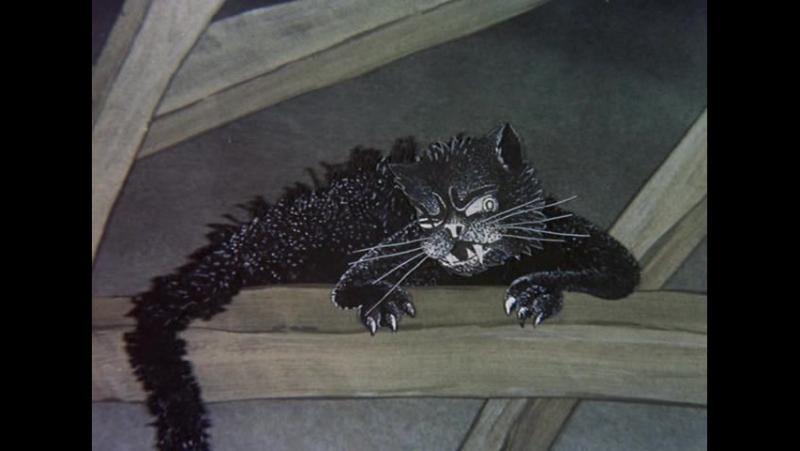 Carodejuv ucen / Крабат - ученик колдуна (Карел Земан, 1977) - [MVO - XvidClub Studio]