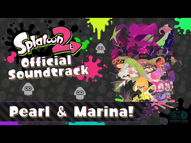 Color Pulse (Off the Hook) - Splatfest Main Theme - Splatoon 2 Official Soundtrack